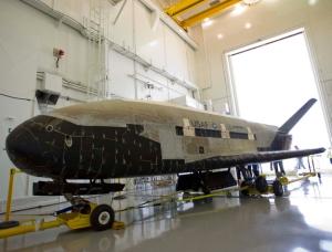 X-37B mini shuttle